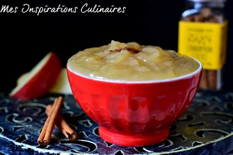 recette compote de pommes le cuisine de samar