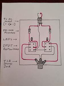 Wiring Diagram For Fender Reverb Vibrato Switch