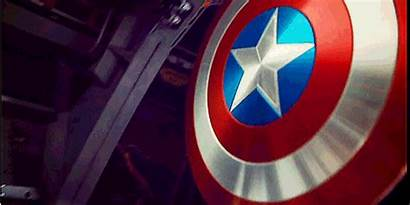 Captain America Shield He Punch Suit Something