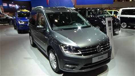 2018 Volkswagen Caddy Highline