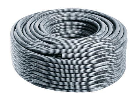gaine exterieure pour cable electrique gaine icta avec passe fils 216 16 ou 20 gaine d16 icta electricit 233