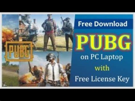 Want to get a playerunknowns battlegrounds free key? How To Download PUBG on PC Laptop + Free License Key ...