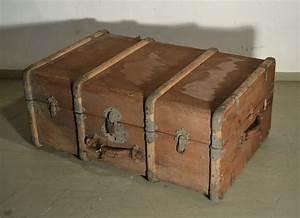 Malle En Bois : les invendables de la brocante traditionelle ~ Melissatoandfro.com Idées de Décoration