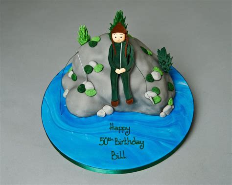 Excellent Birthday Cakes For Men Image  Birthday Cakes