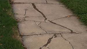 City looks at new way to fix sidewalks