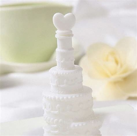 pcs cake empty bubble soap bottles wedding birthday