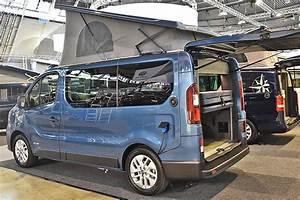 Nissan NV300 Camper Von Westfalia Bilder Autobildde