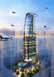 Next, Generation, Apartment, Of, The, Future, Concept, Design