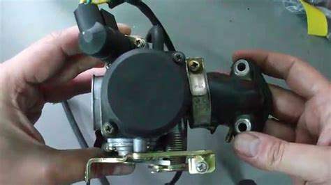 4 takt roller vergaser au 223 en aufbau beschreibung erkl 228 rung tutorial hd neu