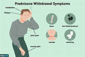 Prednisone Tapering Schedule To Reduce Withdrawal