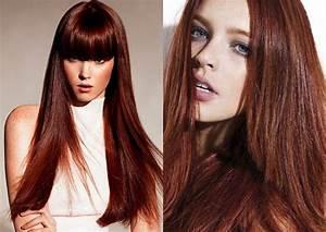 Mahagoni Rot Haarfarbe : edle mahagoni haarfarbe nuancen styling ideen und pflegetipps ~ Frokenaadalensverden.com Haus und Dekorationen