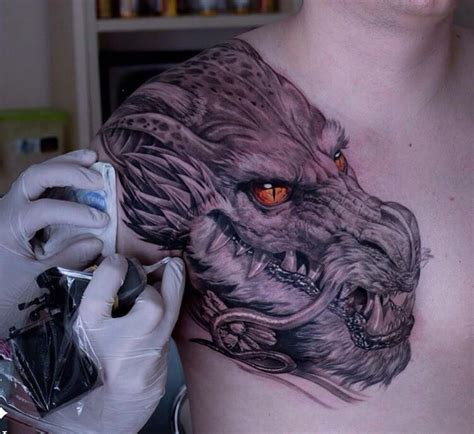 dragon tattoo images designs meanings jhaiho
