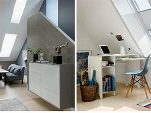 Appartement Sous Comble : petites surfaces sous combles optimisez l espace r ve de combles ~ Dallasstarsshop.com Idées de Décoration