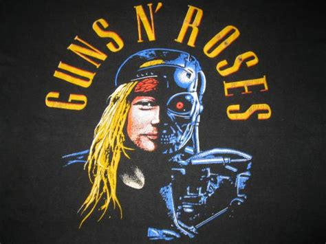 axl rose you could be mine 1991 guns n roses you could be mine vintage t shirt gnr