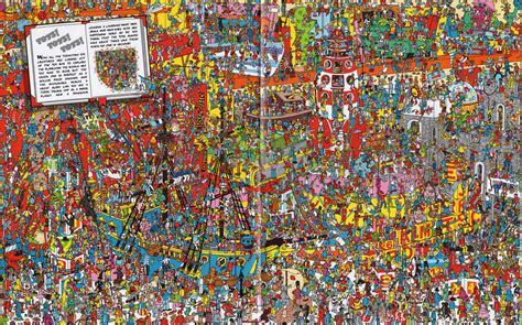 wheres find my iphone lynne marion where s waldo an analogy