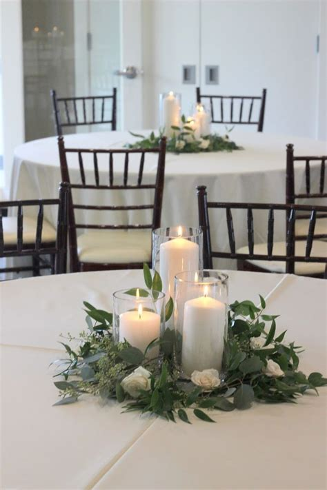 37 Romantic Greenery Wedding Centerpieces for 2020