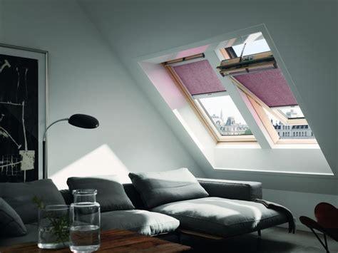rollos für velux fenster dachfenster rollos plissees passend f 252 r velux fenster 174