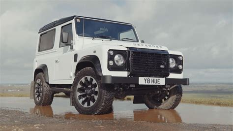 land rover defender works   gloriously silly