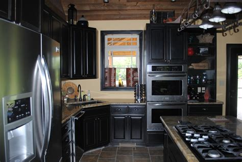 small kitchens with dark cabinets kitchen designs small space black kitchen cabinets