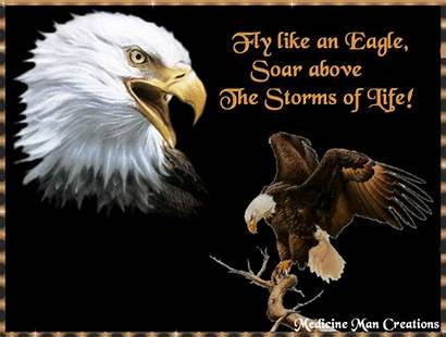 Eagle Quotes American Relatably Native Eagles Sayings