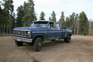 Ford F350 1985