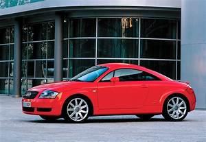 2001 Audi Tt  8n   Audi Tt Coupe 2001 03 B
