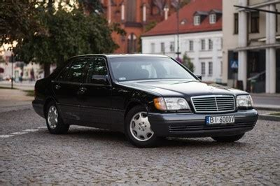 Mpg estimates from drivers like you! 1995 MERCEDES S600 L V12 W140 KLASYK - 6906182703 ...