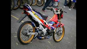 Honda Nova Dash 125 Modifikasi
