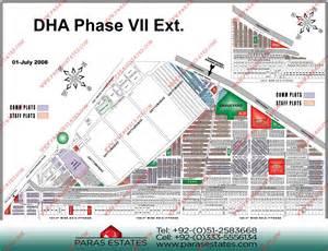 DHA Karachi Phase 7 Extension Maps