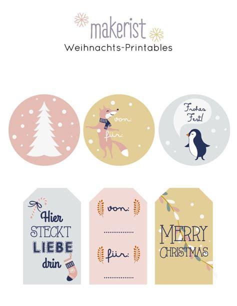 geschenkanhänger weihnachten ausdrucken die besten 25 free printables weihnachten ideen auf geschenkanh 228 nger weihnachten