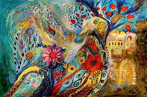 The Hills of Jaffo | Torah Art Gallery