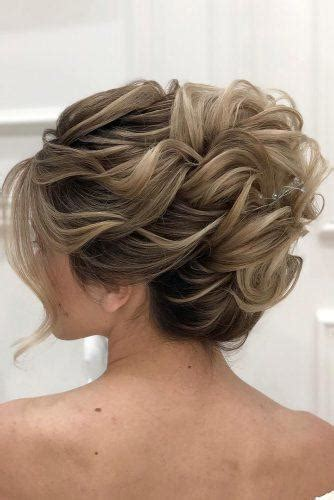 mother   bride hairstyles page    wedding