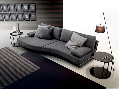 canapé designer sofa in grau 50 wohnzimmer mit designer