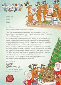 letters from santa by the nspcc julie39s notebook With original letter from santa
