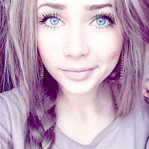 omg, amazing smile, beautiful, blue eyes - image #615490 ...