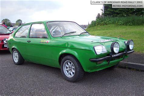 vauxhall green green vauxhall chevette hatchback gnt906v clarks of