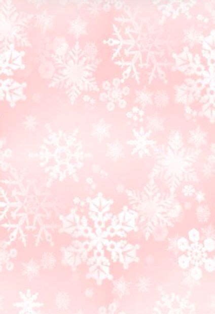 Light Pink Snowflake Background snowflakes iphone wallpapers and pink on