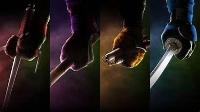 Teenage Ninja Turtles Mutant Wallpapers Cool Weapons