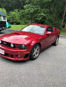 5th gen red 2005 Ford Mustang GT Premium automatic For Sale - MustangCarPlace