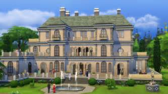 stunning images sims houses week 9 3d modeling in the sims dh101 fall 2014