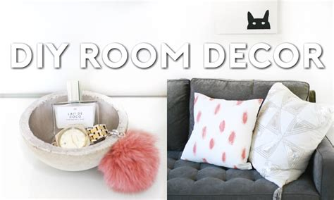diy tumblr room decor minimal simple youtube