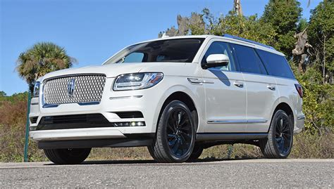 lincoln navigator reserve review test drive