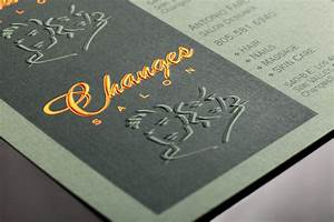 business cards xpress printing With business cards embossed lettering