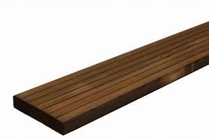 Lame Terrasse Classe 4 : lames de terrasse en bois autoclave marron classic ~ Farleysfitness.com Idées de Décoration