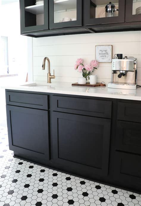 installing  floor tile   butlers pantry