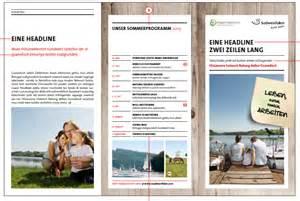 vorlagen broschüre flyer südwestfalen - Flyer Design Vorlagen