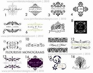 free monogram design With create monogram free