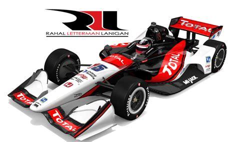 rahal team reunites  total  team sponsor partner