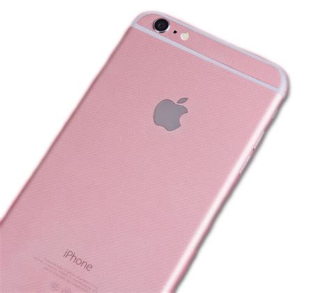 iphone pink gold rose gold iphone 6 6s full body sticker wrap retailite Iphon