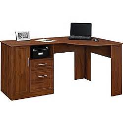 altra chadwick collection corner desk virginia cherry staples 174